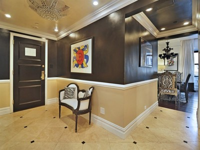 Condominium for sales at French Elegance at the Essex House  New York, New York 10019 United States