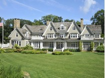 Single Family Home for sales at Round Hill Country Elegance 44 Mooreland Road   Greenwich, Connecticut 06831 United States
