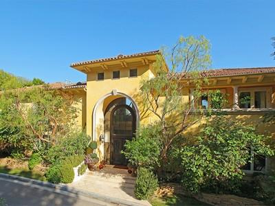 独户住宅 for sales at Custom Built Tennis Court Estate 16677 Stone Oak Park Brentwood, 加利福尼亚州 90049 美国