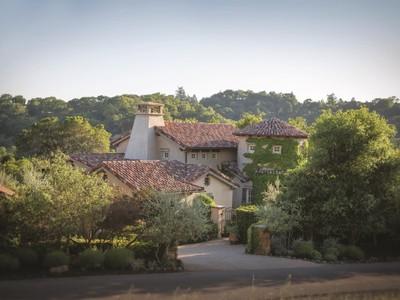 for sales at Exquisite Mayacama Golf Estate Residence   Santa Rosa, California 95403 United States