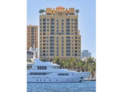 Kat Mülkiyeti for sales at One Of A Kind Luxury Apartment 201 S Narcissus Ave Apt 1104 West Palm Beach, Florida 33401 Amerika Birleşik Devletleri