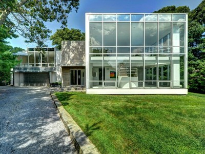 Vivienda unifamiliar for sales at Modern Living    East Hampton, Nueva York 11937 Estados Unidos