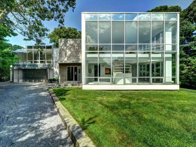 단독 가정 주택 for sales at Modern Living    East Hampton, 뉴욕 11937 미국