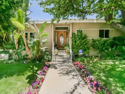 Частный односемейный дом for sales at Perfect Mar Vista home with Charm 11435 Biona Drive Los Angeles, Калифорния 90066 Соединенные Штаты