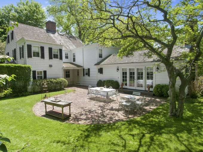 Single Family Home for sales at Historic and Elegant Traditional   East Hampton Village, East Hampton, New York 11937 United States