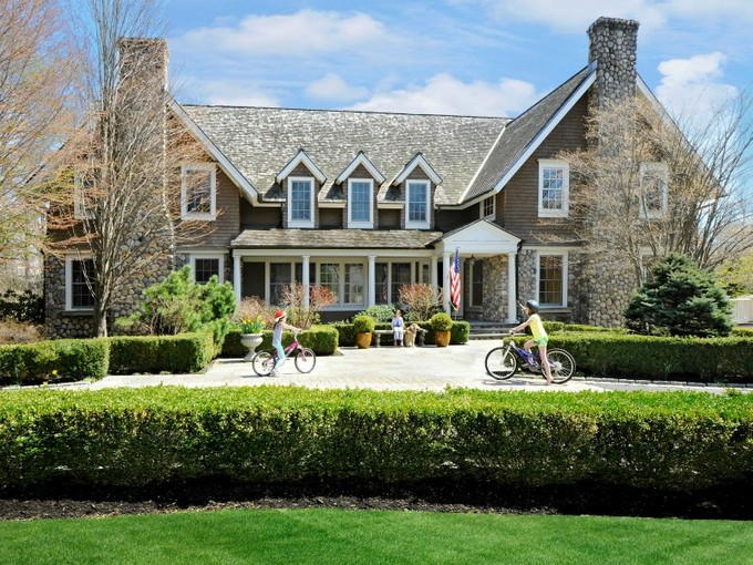 Single Family Home for sales at Red Coat Lane  Greenwich, Connecticut 06830 United States