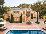 Casa Unifamiliar por un Venta en Modern Italian Villa on Ross' Gold Coast 2 Upper Road Ross, California 94957 Estados Unidos