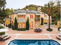 Single Family Home for sales at Modern Italian Villa on Ross' Gold Coast 2 Upper Road   Ross, California 94957 United States