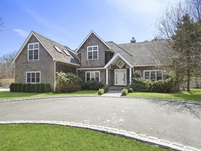 Single Family Home for sales at Sophisticated and Private  Wainscott, New York 11975 United States