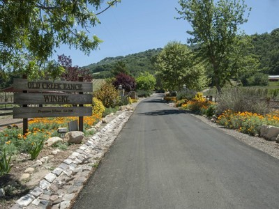 Land for sales at Historic Old Creek Ranch and Winery 10024 Old Creek Road  Ojai, California 93001 United States