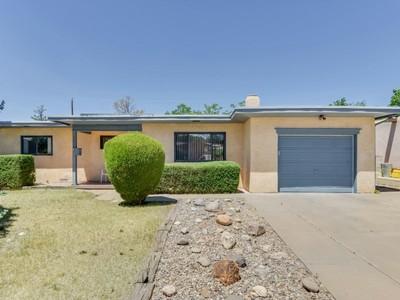 Single Family Home for sales at 1018 Camino Redondo  Santa Fe, New Mexico 87505 United States