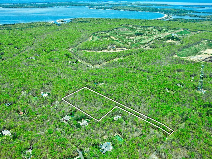 Terrain for sales at Land Opportunity in North Water Mill   Sag Harbor, New York 11963 États-Unis