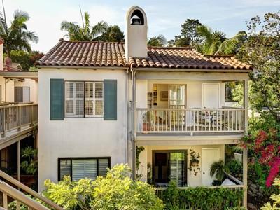 Eigentumswohnung for sales at Upper East Living 555 East Arrellaga Street Unit 9 Santa Barbara, Kalifornien 93103 Vereinigte Staaten