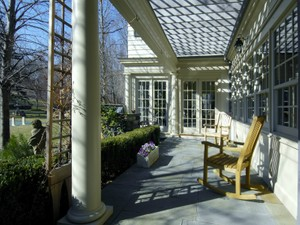 Additional photo for property listing at Distinguished Georgian Estate  Greenwich, 코네티컷 06831 미국