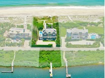 Single Family Home for sales at Ocean and Bay Front Water Mill 1225 Flying Point Road   Water Mill, New York 11976 United States