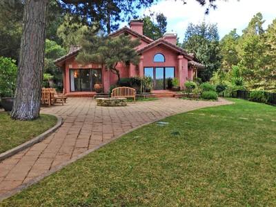 独户住宅 for sales at Luxury, Privacy, Views in Carmel 24704 Aguajito Road Carmel, 加利福尼亚州 93923 美国