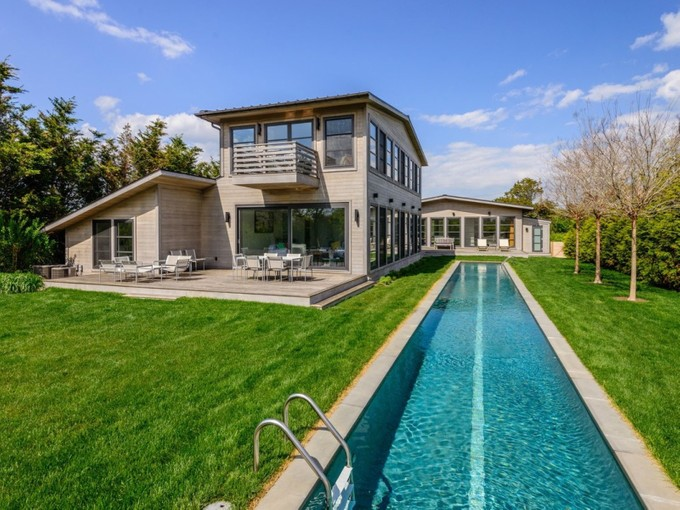 Single Family Home for sales at Modern Compound, Immediate Ocean Access    Sagaponack, New York 11962 United States