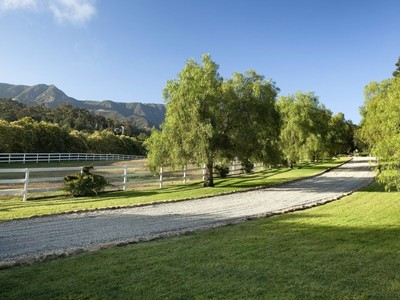 Farm / Ranch / Plantation for sales at Early California Ranch and Retreat   Montecito, California 93108 United States