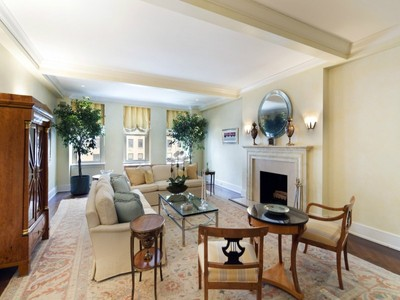 Co-op for sales at 784 Park Avenue–Sprawling Pre-War Duplex 784 Park Avenue Apt 6b New York, New York 10021 United States