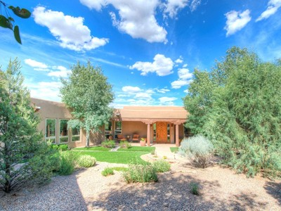 Single Family Home for sales at 7 Paseo Del Oso  Santa Fe, New Mexico 87506 United States