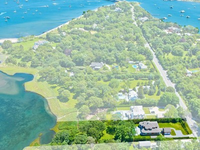 Single Family Home for sales at Custom Built North Haven Waterfront  Sag Harbor, New York 11963 United States