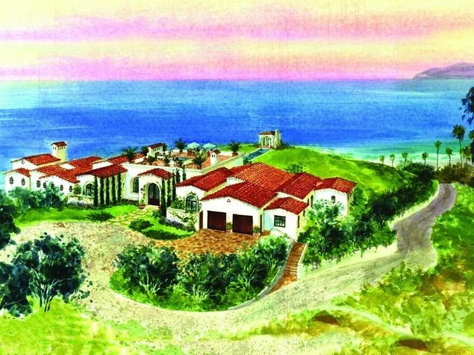 Casa para uma família for sales at Malibu - Zuma Beach Bluff Estate 29917 Pacific Coast Highway Malibu, Califórnia 90265 Estados Unidos