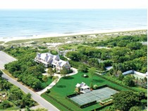 Single Family Home for sales at East Hampton Oceanfront, Pool and Tennis 38 Two Mile Hollow Road   East Hampton, New York 11937 United States
