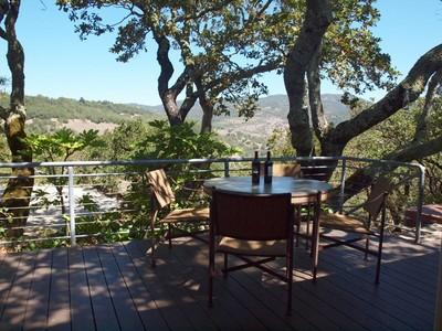 Einfamilienhaus for sales at Wine Country Retreat 17240 High Rd Sonoma, Kalifornien 95476 Vereinigte Staaten
