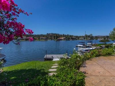 一戸建て for sales at Main Channel - Westlake Island 2620 Oakshore Drive Westlake Village, カリフォルニア 91361 アメリカ合衆国