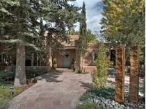 Tek Ailelik Ev for sales at 664 Camino Del Monte Sol    Santa Fe, New Mexico 87505 Amerika Birleşik Devletleri
