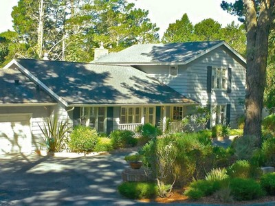 Single Family Home for sales at The Alure of Pebble Beach 4096 Sunset Lane Pebble Beach, California 93953 United States