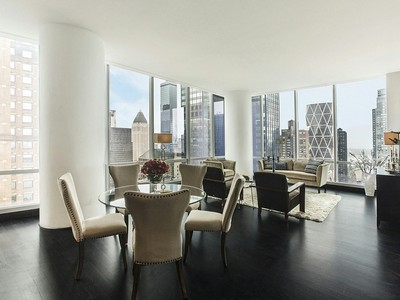 Condominio for sales at 157 West 57th Street 157 West 57th Street Apt 41b   New York, New York 10019 Stati Uniti