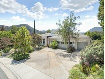 Single Family Home for sales at Single-Level Contemporary 32938 Denver Springs Drive   Westlake Village, California 91361 United States
