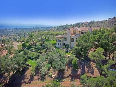 Single Family Home for sales at Gibraltar Road 2224 Gibraltar Road Santa Barbara, California 93105 United States