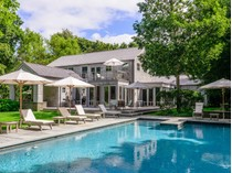 Single Family Home for sales at Published Modern Retreat in Georgica 34 East Hollow Road   East Hampton, New York 11937 United States