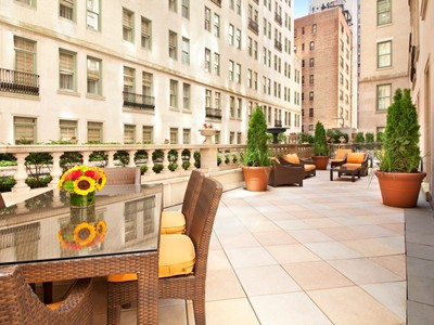 Copropriété for sales at The Plaza with Outdoor Space 1 Central Park South Apt 506  New York, New York 10022 États-Unis