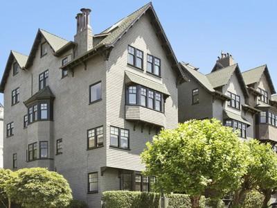 Condominium for sales at Presidio Heights Elegance 102 Walnut St San Francisco, California 94118 United States