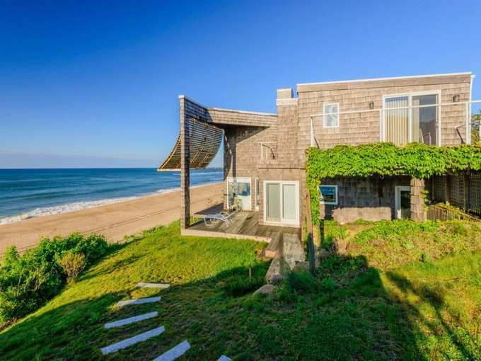Single Family Home for sales at Coveted Oceanfront, Breathtaking Views    Montauk, New York 11954 United States