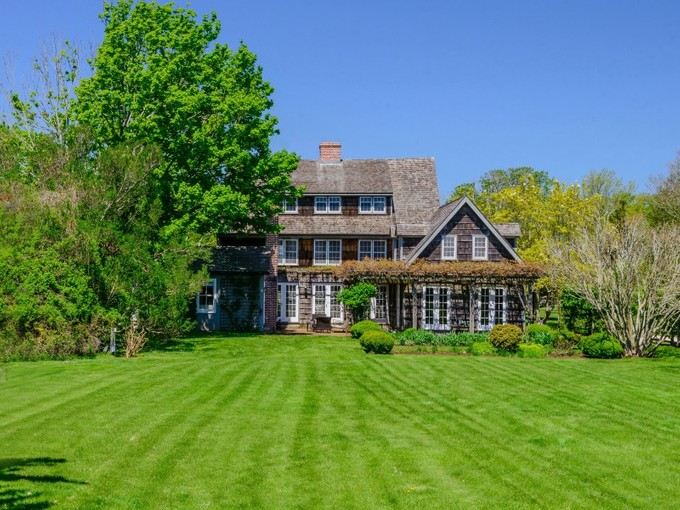 Single Family Home for sales at Historic Golightly Estate 853 Sagaponack Main Street Sagaponack, New York 11962 United States