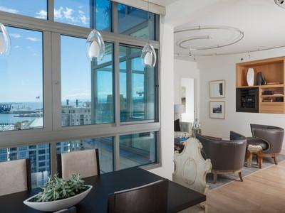 Condominium for sales at Bay and Bridge View PH at The Brannan 239 Brannan St Unit 17j San Francisco, California 94107 United States
