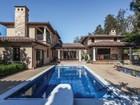 Single Family Home for  sales at Montecito Mediterranean Tuscan Home 2020 Creekside Road   Montecito, California 93108 United States