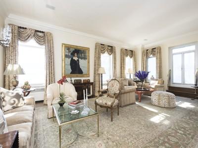 코압 for sales at Exceptional River House Duplex 435 East 52nd Street Apt 16c   New York, 뉴욕 10022 미국