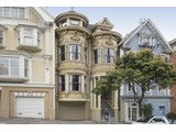 Single Family Home for sales at Modern Queen Anne Victorian 2273 California St San Francisco, California 94115 United States