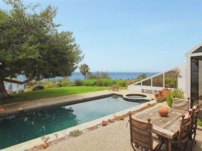 Single Family Home for sales at Beautiful Ocean Views 31537 Pacific Coast Hwy  Malibu, California 90265 United States
