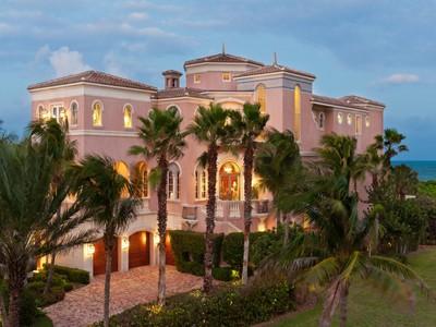 Einfamilienhaus for sales at Galleon Bay - Ocean Front Estate 1025 Ne Doubloon Dr  Stuart, Florida 34996 Vereinigte Staaten