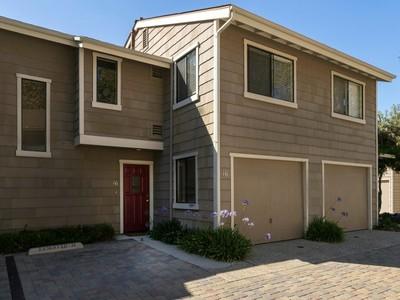 Eigentumswohnung for sales at Great Downtown Condo 407 West Pedregosa Street Unit 16 Santa Barbara, Kalifornien 93101 Vereinigte Staaten
