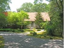 Single Family Home for sales at Attractive Contemporary    East Hampton, New York 11937 United States