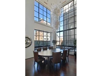 "Condominio for sales at TriBeCa Penthouse ""Townhouse"" 60 Warren Street Floors 7,8,9,10  Tribeca, New York, New York 10007 Stati Uniti"