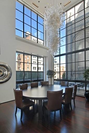 """콘도미니엄 for sales at TriBeCa Penthouse """"Townhouse"""" 60 Warren Street Floors 7,8,9,10  New York, 뉴욕 10007 미국"""