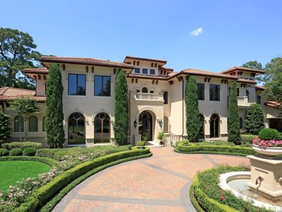 Maison unifamiliale for sales at 11002 Greenbay  Houston, Texas 77024 United States